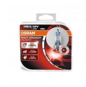 Автолампы галогенные Osram Night Breaker Unlimited +110% (H3 PK22s/55W/1450Lm/4000К)